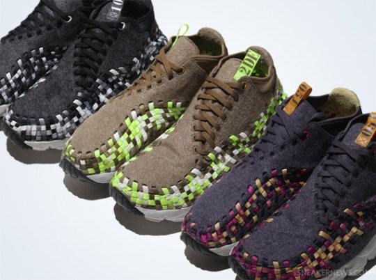 "Nike Footscape Woven Chukka Motion ""Wool"" Pack"