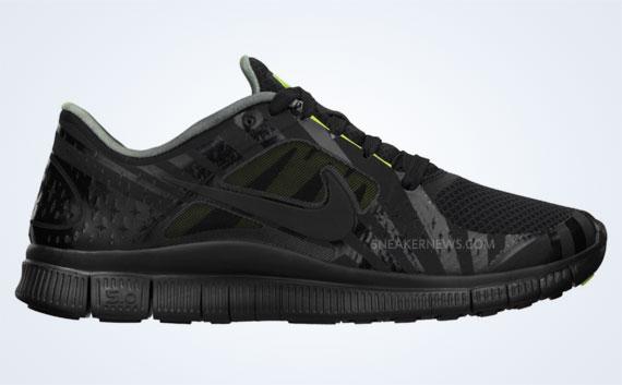 Discount Code For Nike Free Run 3 Mens - Nike Free Run 3 All Black Nikes Discount