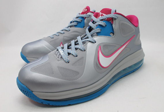 the latest 464f0 3f563 Nike LeBron 9 Low WBF