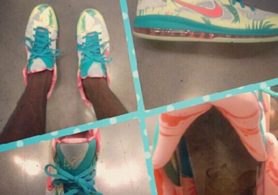 Nike LeBron 9 Low  Arnold Palmer  - SneakerNews.com a2599934deac