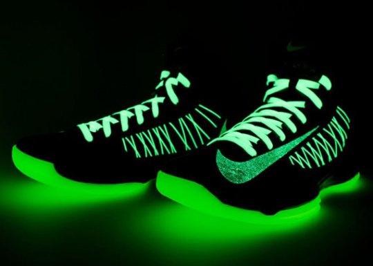 Nike Hyperdunk+ iD – Glow in the Dark Options
