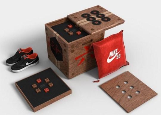 "Nike Paul Rodriguez VI ""Skate Dice"" Box – China Exclusive"
