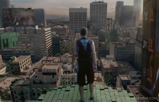 """Nike+ Launches """"Game On, World"""""""
