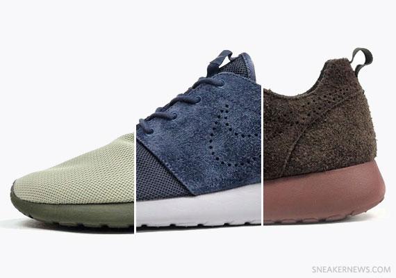 the latest 2b9a1 24e46 Nike Roshe Run Premium – Fall 2012