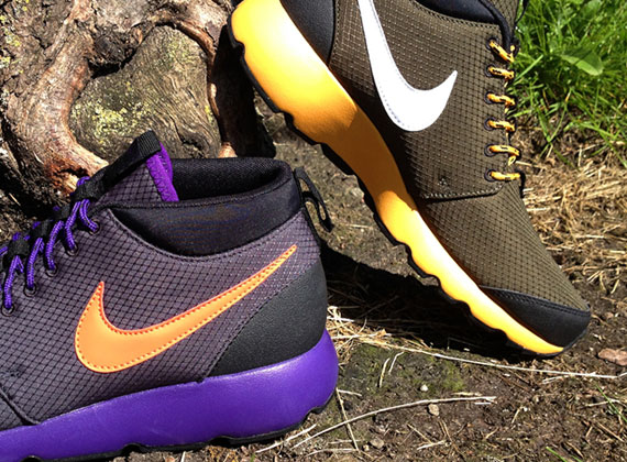 Nike Roshe Run Trail