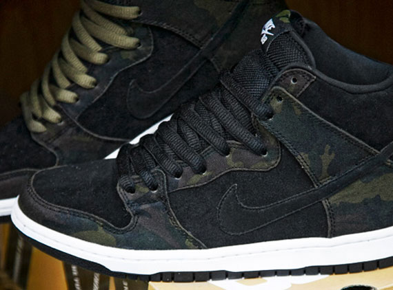 1789d0d3f5248 Nike SB Dunk High Pro - Iguana Camo - SneakerNews.com