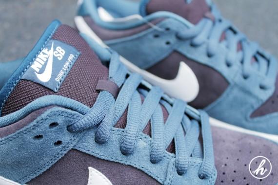 Nike SB Dunk Low Pro quot Slate Bluequot