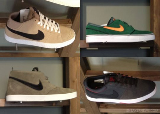 Nike SB Spring 2013 @ Bright Tradeshow