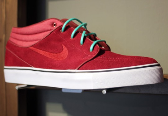 Nike SB Stefan Janoski Mid – Spring 2013 Colorways