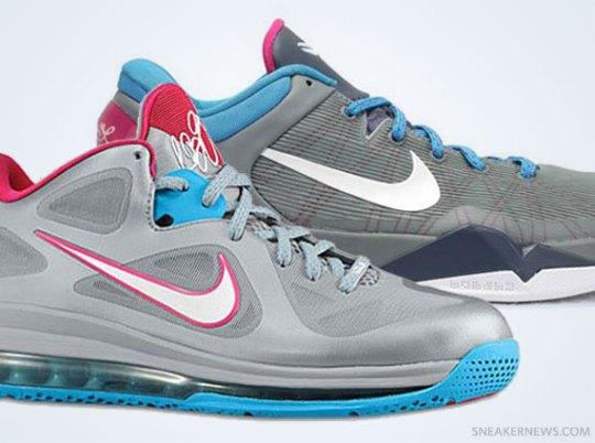 "Nike Basketball ""WBF Fireberry"" Pack"