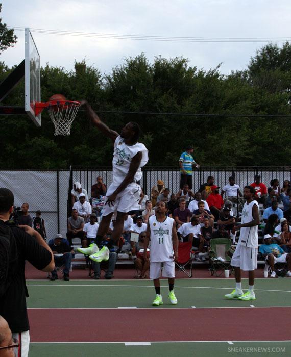 7a7b73c6b97a ... Nike World Basketball Festival in Washington D.C. throughout the  weekend. Advertisement