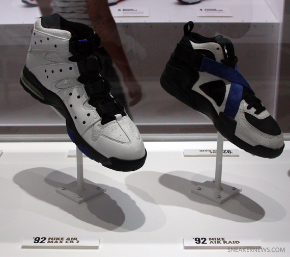 Nike Basketball 1992-2012  Twenty Designs That Changed The Game ... f06d72788bcf