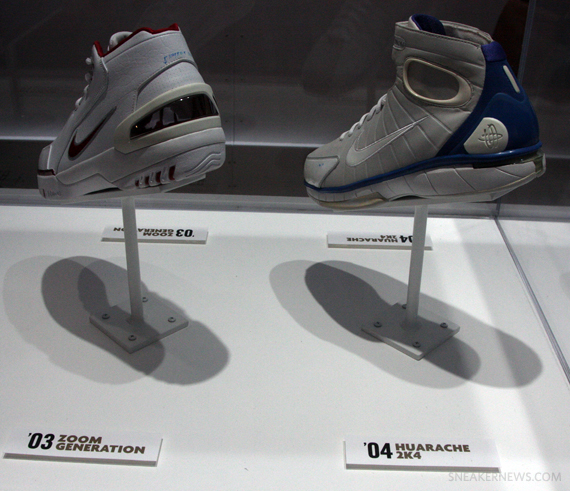 Nike Basketball 1992 2012: Twenty Designs That Changed The Game  well-wreapped