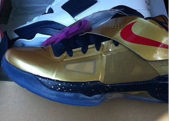 """Nike Zoom KD IV """"Gold Medal"""" – Release Date"""