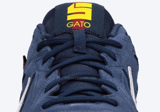 """Nike5 Gato Especial """"Barcelona"""""""