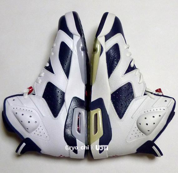 Air Jordan Vi Olímpica 2000