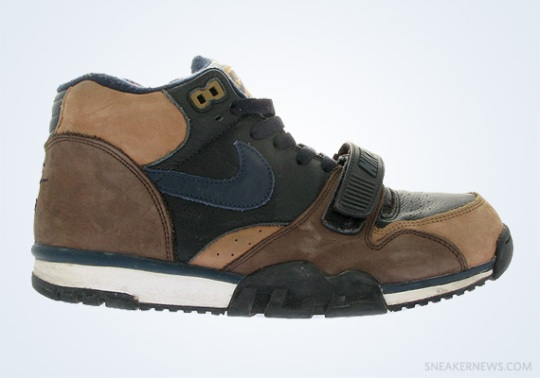 "Classics Revisited: Nike Air Trainer 1 SB ""Paul Brown"" (2003)"