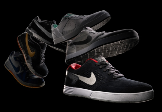 Nike Paul Rodriguez VI – Officially Unveiled