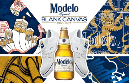 Puma x Modelo Blank Canvas Project – Voting Now Open
