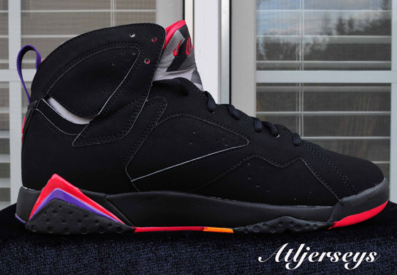 air jordan retro 7 raptor