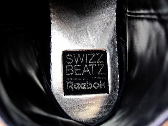 Swizz Beatz x Reebok