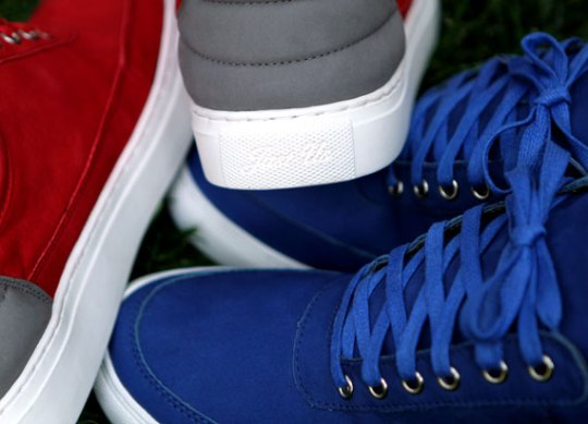 "Ronnie Fieg x Filling Pieces ""July 4th"" Capsule"