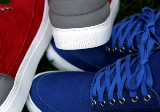 """Ronnie Fieg x Filling Pieces """"July 4th"""" Capsule"""