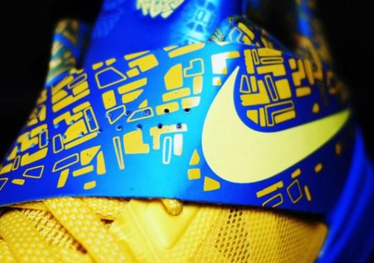 "Nike Zoom KD IV ""Scoring Title"" – Detailed Images"