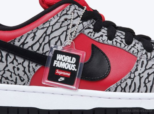 Supreme x Nike SB Dunk Low 2012 – Release Date
