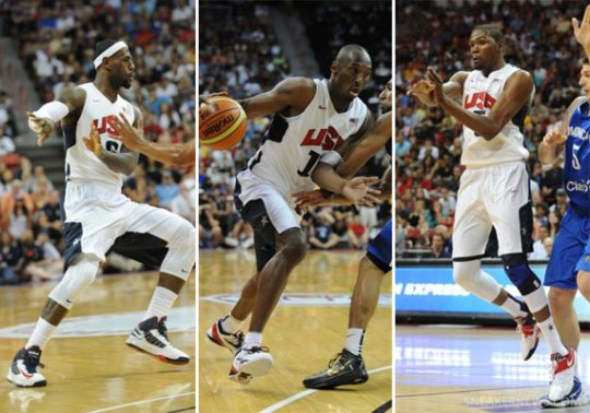 Team USA vs. Dominican Republic
