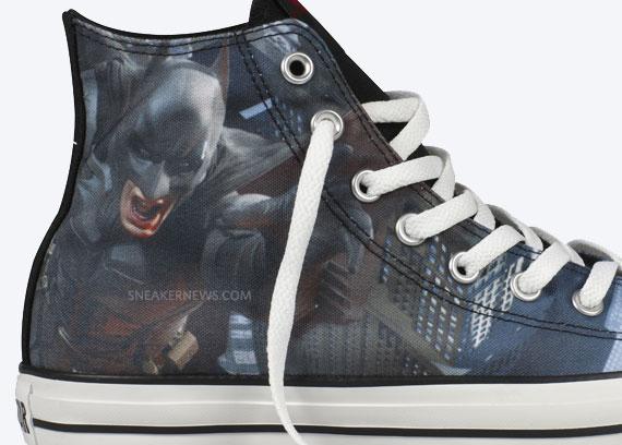 477b6c841999b1 The Dark Knight Rises x Converse Chuck Taylor All Star - SneakerNews.com