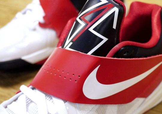 "Nike Zoom KD IV ""USA"" – New Images"