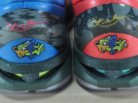 "Nike Zoom Kobe VII ""What The Kobe?"" – Release Reminder"