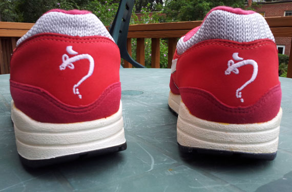 "Kleanr Restore: Nike Air Max 1 ""Urawa Red Dragon"" • Mid"