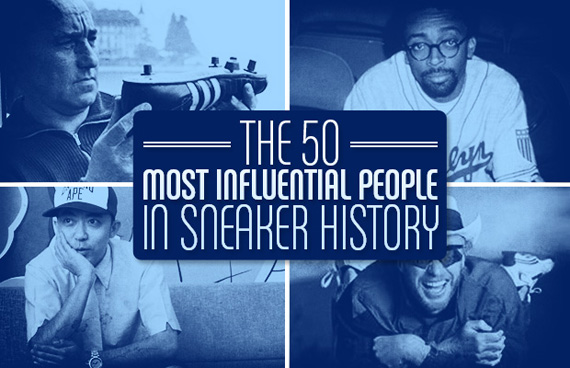 Jeff Staple x Complex 50 Most Influential People In Sneaker History