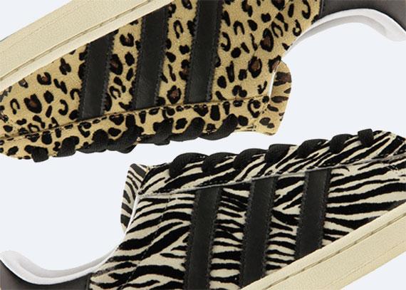 ABC Mart x adidas Originals Superstar quot Animal Printsquot