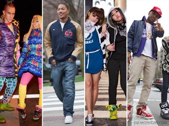 """adidas """"all Originals Represent"""" Video + Lookbook"""
