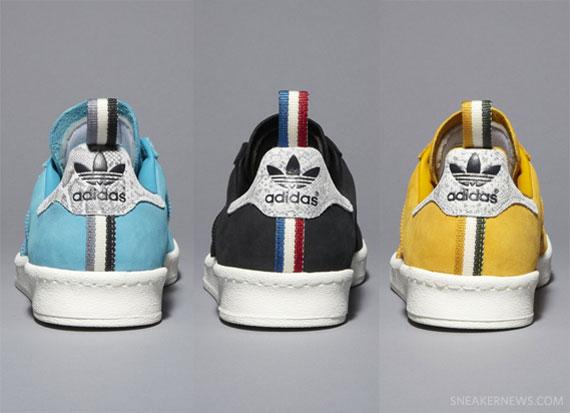 design de qualité 48052 05602 adidas Originals Campus 80s