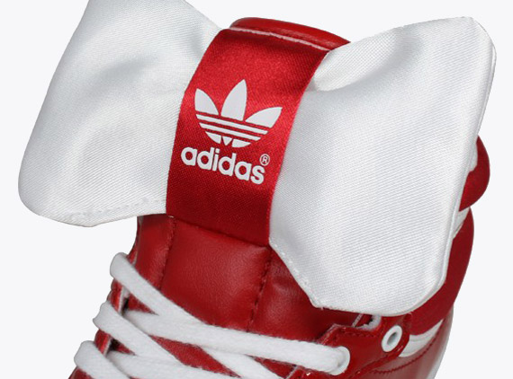 Divertidísimo Él mismo Intrusión  adidas Originals Top Ten Hi Sleek Bow - SneakerNews.com