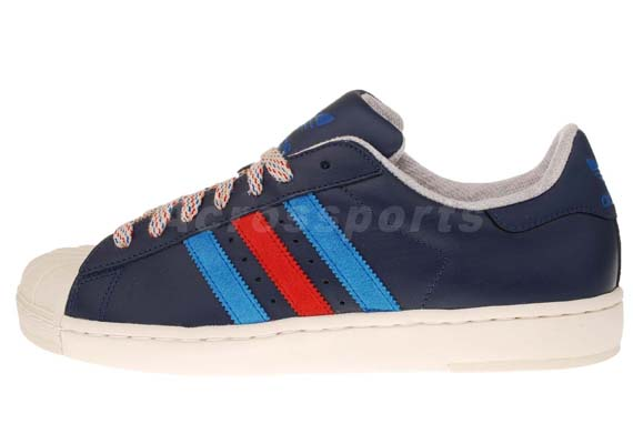 adidas originals superstar 2 kids red