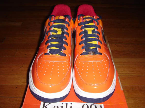 watch 41bbd cf2de Nike Air Force 1 Low Houston Astros 2006. Photos kaili001 on eBay