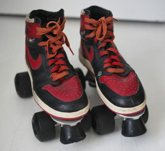 Air Jordan 1 Roller Skates