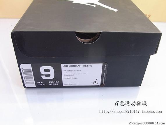 auténtico rebajar Air Jordan 11 Cuadro Criado Manchester en venta para el buen d2IMr0fr