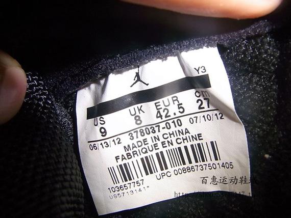 Air Jordan 11 Criado 2012 Cajas Especiales IAYnuk