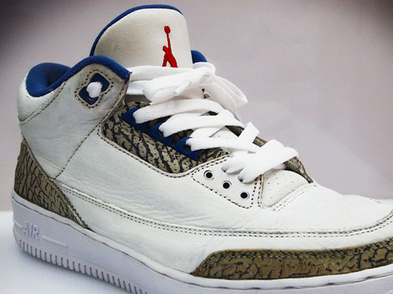 air jordan 3 sole swap af1