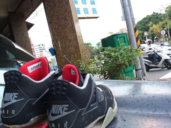 purchase cheap d531f 48671 Air Jordan IV