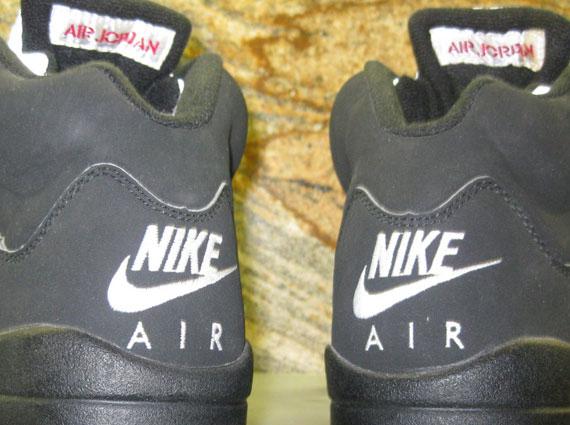 1999 Jordan 5 Nike Métallique