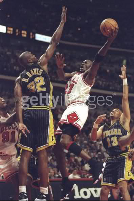 Michael Jordan Through The Years  Air Jordan XIII. Who ... 19ff4c206d
