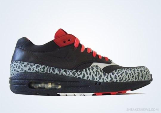 "Classics Revisited: Nike Air Max 1 NL ""Elephant Print"" (2005)"