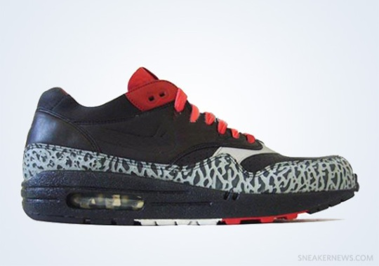 "Classics Revisited: Nike Air Max 1 NL ""Elephant Print"" (2005)"